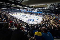 Ishockey, Metalligaen, Kvartfinale 2/7 Esbjerg Energy og Frederikshavn White Hawks 3:0