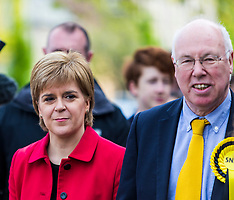 Nicola Sturgeon | Mussleburgh | 17 May 2017
