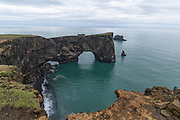 Taken from Dyrholaey in Southeast Iceland