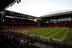 File photo dated 08-09-2020 of A general view of the Parken Stadium, Copenhagen. Issue date: Tuesday June 1, 2021.