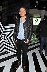 JOE COLE at the InStyle Best of British Talent Event in association with Lancôme and Avenue 32 held at The Rooftop Restaurant, Shoreditch House, Ebor Street, London E1 on 30th January 2013.