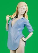 Johnny Higgins Sculpture