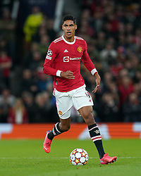 """File photo dated 29-09-2021 of Manchester United's Raphael Varane. Raphael Varane has added to Manchester United's defensive problems after he was ruled out for """"a few weeks"""" with a groin injury. Issue date: Tuesday October 12, 2021."""