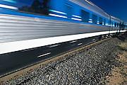 Intercity passenger train, NSW,