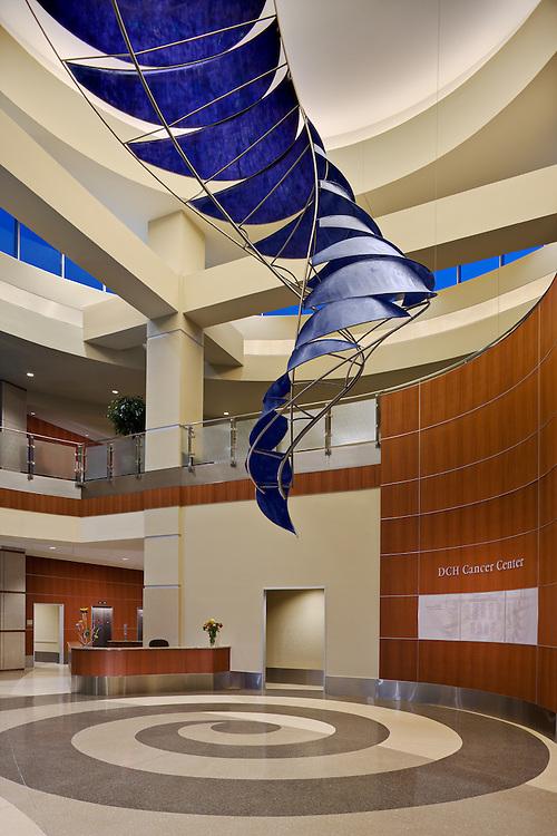 DCH Cancer Center Lobby 02 - Tuscaloosa, AL