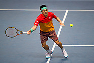 15-11-2018. Nitto ATP Tour Finals Tennis 151118