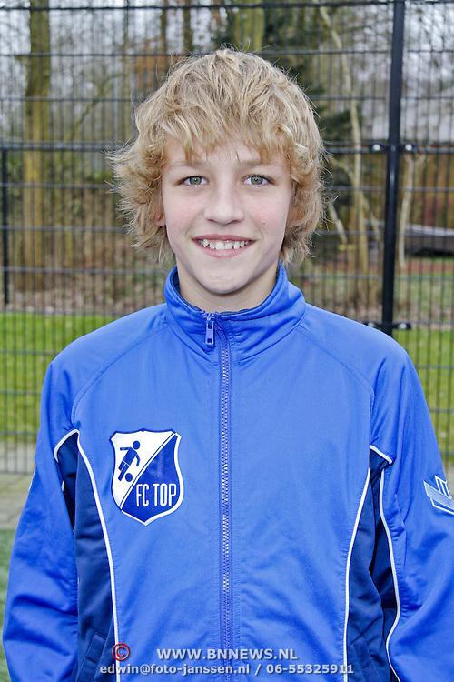 NLD/Blaricum/20120314 - Perspresentatie Koen Kampioen met als gastrol Luca Borsato, Sjors van den Hoogen