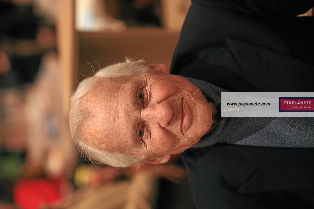 Jean D'Ormesson - Salon du livre 2007 - Paris, le 24/02/2007 -