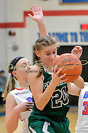 Elyria Catholic at Bay varsity girls basketball on February 3, 2016. Images © David Richard and may not be copied, posted, published or printed without permission.