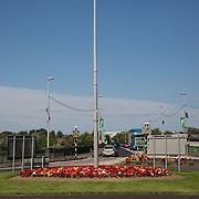 16.08.2016    <br /> Limerick City and County Council, Flowers, Shannon Bridge Limerick City. Picture: Alan Place