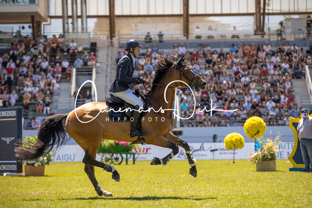 Mändli Beat, SUI, Dsarie<br /> Grand Prix Longines De La Ville De La Baule<br /> CSIO La Baule 2021<br /> © Hippo Foto - Dirk Caremans<br />  13/06/2021