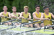 Henley on Thames, United kingdom, Hampton School,  competing in the Princess Elizabeth  Challenge Cup,  03/07/2002 - Thur at the  Annual 2002 Henley Royal Regatta, Henley Reach, River Thames, England, [Mandatory Credit: Peter Spurrier/Intersport Images] 20020703 Henley Royal Regatta, Henley, Great Britain