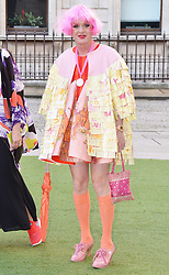 © Licensed to London News Pictures. 04/06/2014, UK. Grayson Perry, Royal Academy Summer Exhibition 2014 - VIP Preview/Party, Royal Academy of Arts, London UK, 04 June 2014. Photo credit : Brett D. Cove/Piqtured/LNP