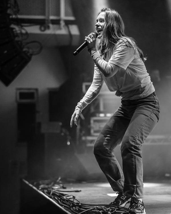 Norwegian singer-songwriter Anna Lotterud aka Anna of the North at Iceland Airwaves