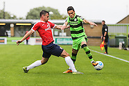 Forest Green Rovers v York City 200816