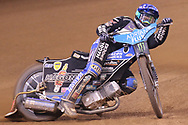 Jason Doyle during the 2019 Adrian Flux British FIM Speedway Grand Prix at the Principality Stadium, Cardiff, Wales on 21 September 2019.