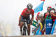 Ion Izagirre (ESP, Bahrain Merida) during the 73th Edition of the 2018 Tour of Spain, Vuelta Espana 2018, Stage 15 cycling race, 15th stage Ribera de Arriba - Lagos de Covadonga 178,2 km on September 9, 2018 in Spain - Photo Luis Angel Gomez/ BettiniPhoto / ProSportsImages / DPPI
