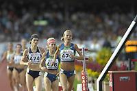 Susanne Wigene (NOR), 5000m Frauen. © Werner Schaerer/EQ Images