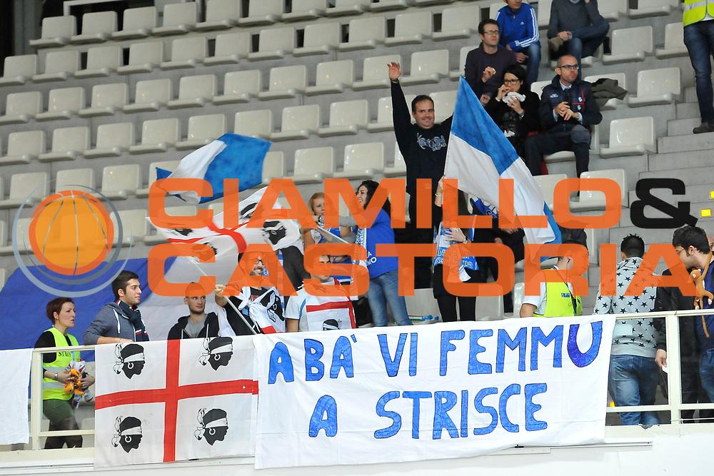 DESCRIZIONE : Campionato 2014/15 Dolomiti Energia Aquila Trento - Dinamo Banco di Sardegna Sassari<br /> GIOCATORE : Tifosi Sassari<br /> CATEGORIA : Tifosi Ultras Spettatori Pubblico<br /> SQUADRA : Dinamo Banco di Sardegna Sassari<br /> EVENTO : LegaBasket Serie A Beko 2014/2015<br /> GARA : Dolomiti Energia Aquila Trento - Dinamo Banco di Sardegna Sassari<br /> DATA : 15/12/2014<br /> SPORT : Pallacanestro <br /> AUTORE : Agenzia Ciamillo-Castoria / Luigi Canu<br /> Galleria : LegaBasket Serie A Beko 2014/2015<br /> Fotonotizia : Campionato 2014/15 Dolomiti Energia Aquila Trento - Dinamo Banco di Sardegna Sassari<br /> Predefinita :