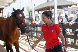 Sprunger Janika, SUI, Bacardi VDL<br /> World Equestrian Games - Tryon 2018<br /> © Hippo Foto - Sharon Vandeput<br /> 17/09/2018