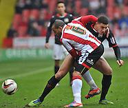 Sheffield Utd v Milton Keynes Dons 090313