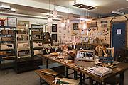 Interior View of Maker House Co., 987 Wellington St. W., Ottawa