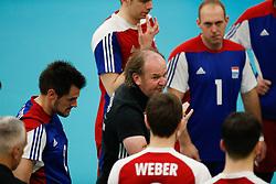 20170525 NED: 2018 FIVB Volleyball World Championship qualification, Koog aan de Zaan<br />Dieter Scholl, headcoach of Luxembourg<br />©2017-FotoHoogendoorn.nl / Pim Waslander
