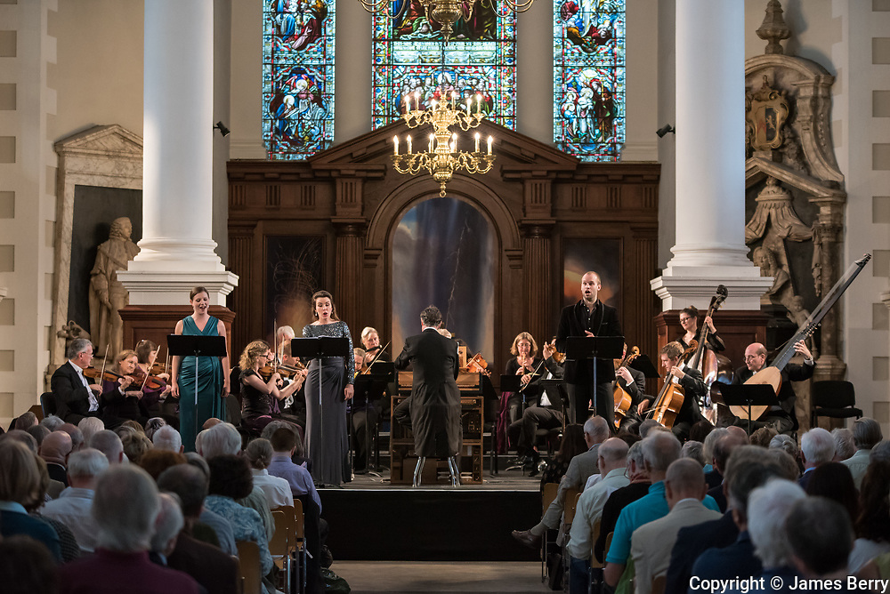 The English Concert. Christ Church Spitalfields. 09 June 2016.