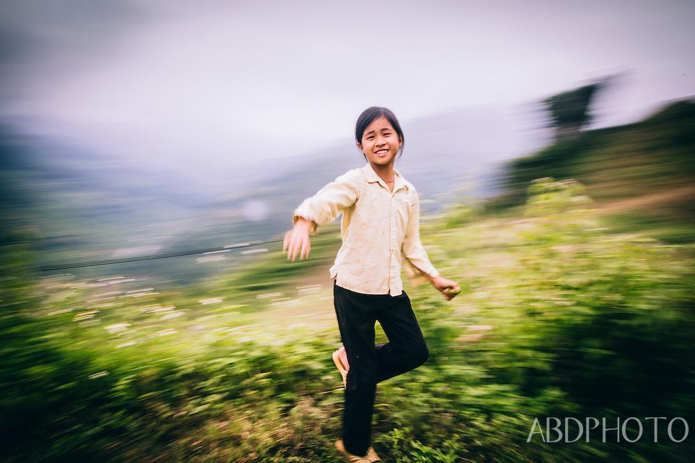 Ha Giang Province Northern Vietnam