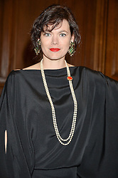 JASMINE GUINNESS at the LDNY Fashion Show and WIE Award Gala sponsored by Maserati held at The Goldsmith's Hall, Foster Lane, City of London on 27th April 2015.