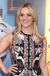 Reese Witherspoon, Universal Pictures film premiere for Sing at LA Live (Los Angeles, CA.)