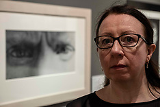 Artist Rooms Self Evidence exhibition, Edinburgh, 4 April 2019