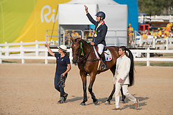 Jung Michael, GER, La Biosthetique Sam FBW<br /> Olympic Games Rio 2016<br /> © Hippo Foto - Dirk Caremans<br /> 09/08/16