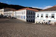Ouro Preto_MG, Brasil...Praca Tiradentes em Ouro Preto, Minas Gerais...Tiradentes square in Ouro Preto, Minas Gerais...Foto: MARCUS DESIMONI / NITRO