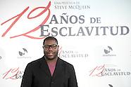 120913 'Twelve Years A Slave' Madrid Photocall Steve Mcqueen