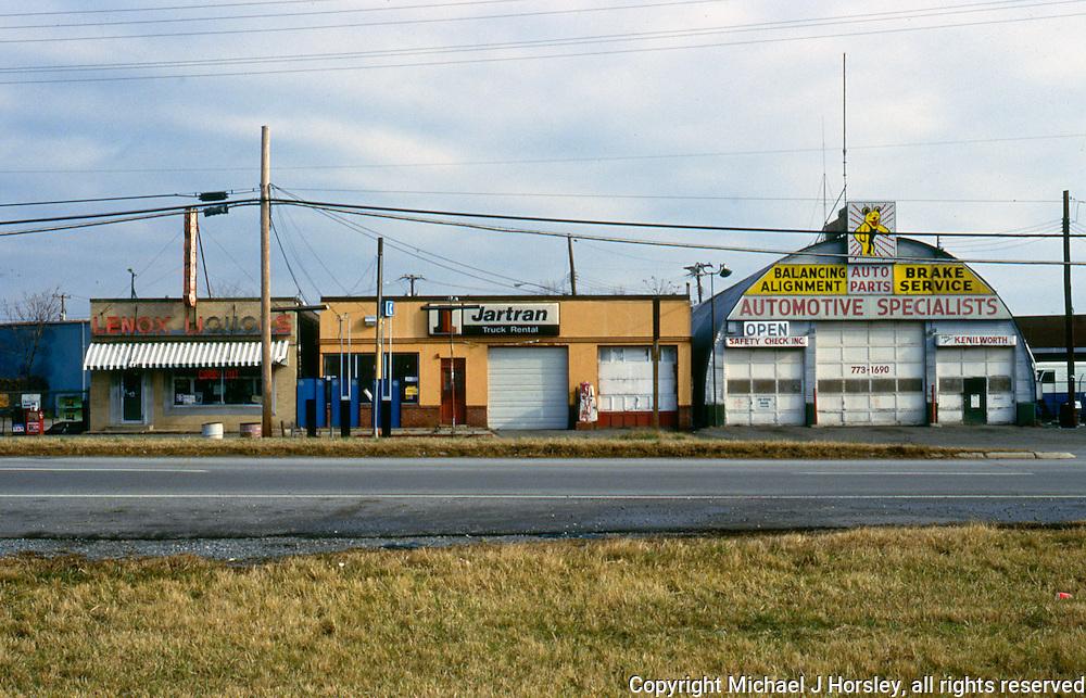 Kenilworth Avenue Bladensburg MD 1988