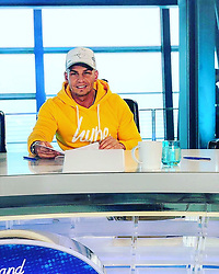 """Pietro Lombardi releases a photo on Instagram with the following caption: """"\u2757\ufe0f\u2757\ufe0f\u2757\ufe0fDSDS\u2757\ufe0f\u2757\ufe0f\u2757\ufe0f WER SCHAUT ALLES UND WIE GEF\u00c4LLT ES EUCH \u2764\ufe0f"""". Photo Credit: Instagram *** No USA Distribution *** For Editorial Use Only *** Not to be Published in Books or Photo Books ***  Please note: Fees charged by the agency are for the agency's services only, and do not, nor are they intended to, convey to the user any ownership of Copyright or License in the material. The agency does not claim any ownership including but not limited to Copyright or License in the attached material. By publishing this material you expressly agree to indemnify and to hold the agency and its directors, shareholders and employees harmless from any loss, claims, damages, demands, expenses (including legal fees), or any causes of action or allegation against the agency arising out of or connected in any way with publication of the material."""
