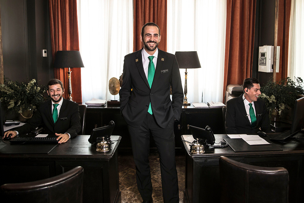 Hotel Principal Madrid