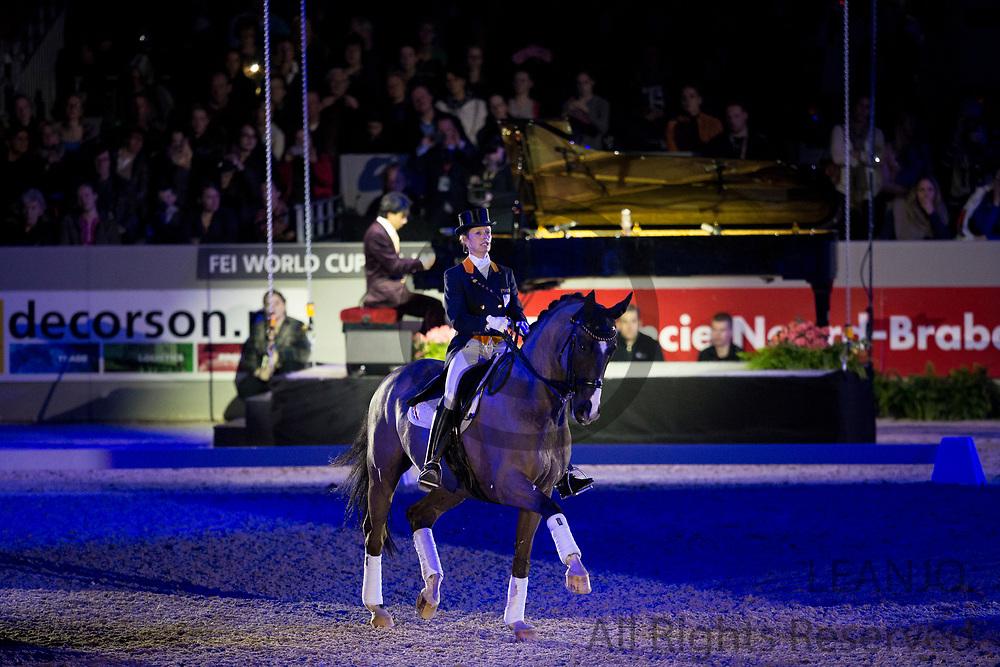 Anky van Grunsven - Salinero<br /> Indoor Brabant 2013<br /> © DigiShots