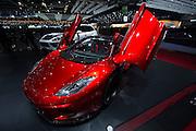 Geneva Motorshow 2013 - Mclaren , MP4-28