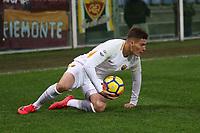 Patrik Schick<br /> Genova 26-11-2017 Stadio Marassi Football Calcio Serie A 2017/2018 Genoa - Roma Foto Gino Mancini / Insidefoto