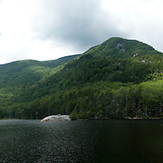 Beaver Pond near the height of land in Kinsman Notch, New Hampshire