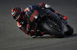 November 20, 2018 - Valencia, Spain - Jorge Lorenzo (99) of Spain and Repsol Honda Team  during the test of the new MotoGP season 2019 at Ricardo Tormo Circuit in Valencia, Spain on 20th Nov 2018  (Credit Image: © Jose Breton/NurPhoto via ZUMA Press)
