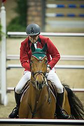 Alvarez Manuel, (MEX), Spirit Magic<br /> Longines FEI World Cup™ Jumping Final II<br /> Las Vegas 2015<br />  © Hippo Foto - Dirk Caremans<br /> 18/04/15