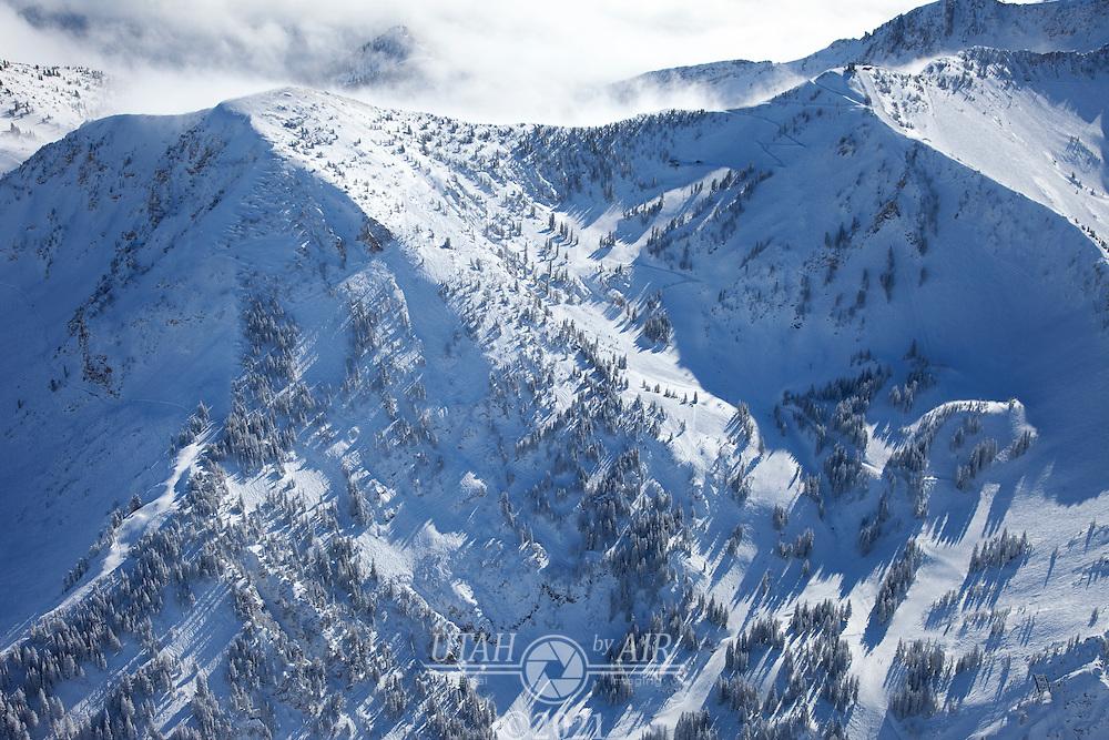 Snowbird and Alta Ski Resorts