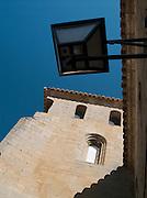 A church at Sos del Rey Catolico, near San Sebastian, Spain