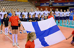 20150613 NED: World League Nederland - Finland, Almere<br /> Finland