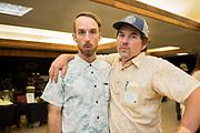 Jay Bost and Rob Barreca