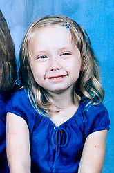 19 Jan,2006. Collect photograph.   Eminem's daughter, Hailie Jade Mathers at 6 yrs old.  Marshall Bruce Mathers III daughter at 6 years old. <br /> Photo Credit: Kresin via  www.varleypix.com