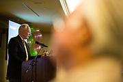 Good Samaritan Hospital hosts its Breast Care Symposium at Toll House Hotel in Los Gatos, California, on October 19, 2017. (Stan Olszewski/SOSKIphoto)